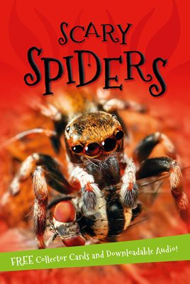 Book cover for It's all about... Scary Spiders